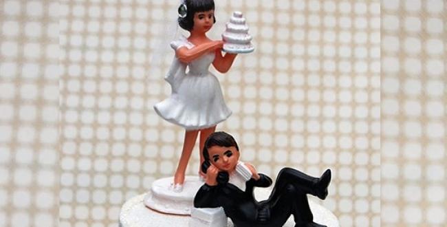 Au Sommet Du Gateau De Mariage Deco My Little Wedding
